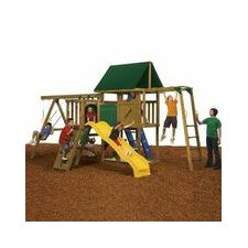 "120"" x 150"" Legend Swing Set"