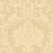 American Legacy Middlebury Damask Wallpaper