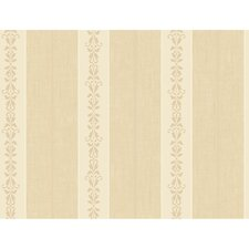 Heritage Home Damask Stripe Wallpaper