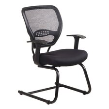 SPACE Air Grid Mesh Visitors Chair