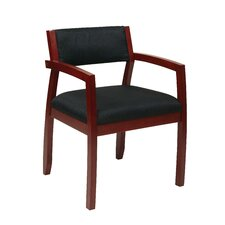 Napa Upholstered Back Guest Chair