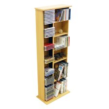 CD / DVD / Video Multimedia Storage Unit
