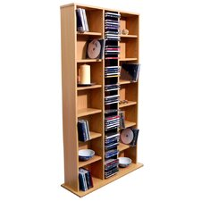 CD DVD Media Storage Shelves