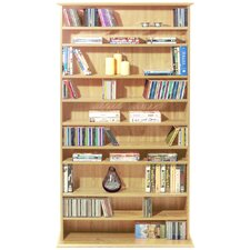 CD / DVD Blu-ray / Video Multimedia Storage Shelves