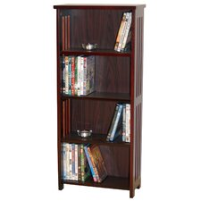 CD / DVD / Media Storage Shelves Unit