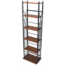 100 DVD / 150 CD Storage Tower Shelves