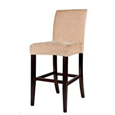 Classic Seating Barstool in Merlot
