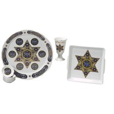 Traditional Porcelain Seder Set