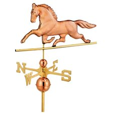 Full Size Weathervane Patten Horse