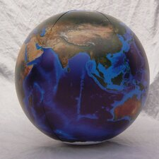 "16"" Blue Marble Globe (Pack of 6)"
