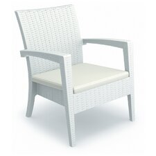 Miami Lounge Chair with Cushion