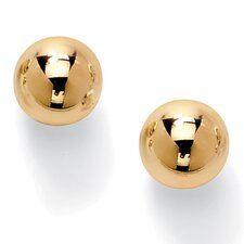 Ball Stud Pierced Earrings