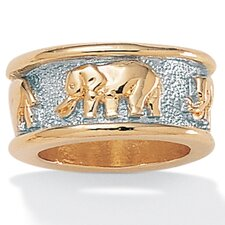 Tutone Elephant Ring