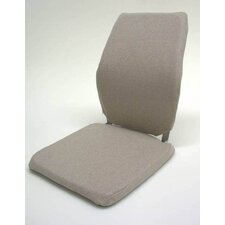Deluxe Memory Foam Back Cushion