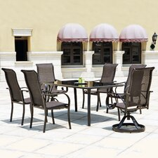 Coronado 7 Piece Dining Set