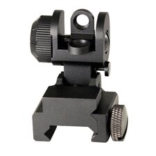 A2 Dual Aperture Rear Flip-Up Sight