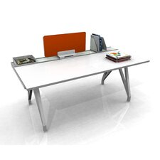 EYHOV Rail Single Workstation