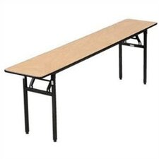 "72"" x 18"" Rectangular Folding Table"