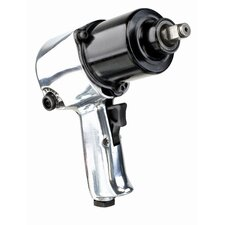 "0.5"" Air Impact Wrench with Twin Hammer"