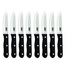 8 Piece Steak House Style Jumbo Steak Knife Set