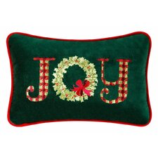 Joy Velvet Pillow