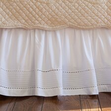 Tailored Pinefore Bed Skirt