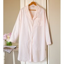 Petal Ruffled Nightshirt