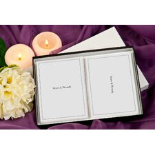 Simplicity Personalized Stationery Card Set