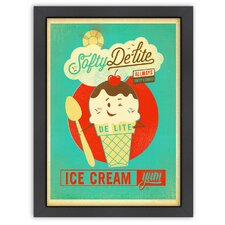 Vintage Ad Follies Softy Delite Poster