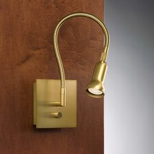1 Light Midnight Reader Wall Sconce