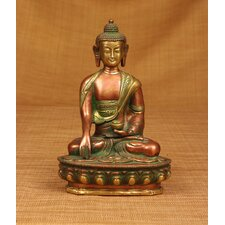 Brass Series Buddha Medicine Copper Statue