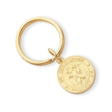 St. Christopher Key Ring