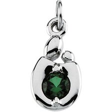 Mother and Child Charm