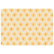 Ikat Decorative Mat