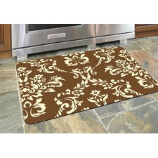 Damask Decorative Mat