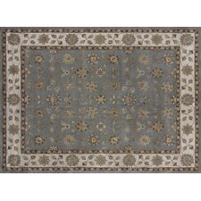 Maple Blue / Beige Rug