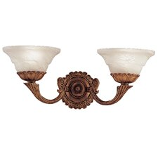 Bordeaux 2 Light Wall Sconce