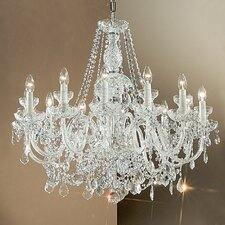 Bohemia 12 Light Chandelier