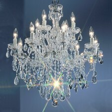 Rialto 12 Light Chandelier