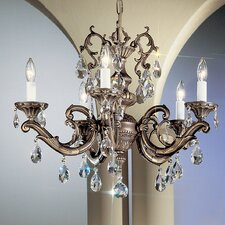 Princeton II 5 Light Chandelier