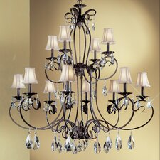 Manilla II 12 Light Chandelier