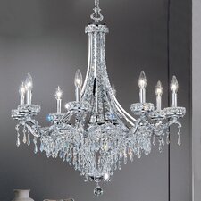 Emily 8 Light Chandelier