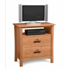 Berkeley 2 Drawer Chest with Media Organizer