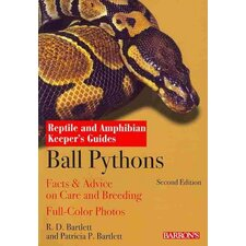 Ball Pythons; Facts & Advice on Care and Breeding