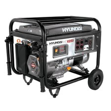 6,250 Watt Portable Heavy Duty Power Generator
