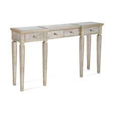 Borghese Mirrored Console with Drawers