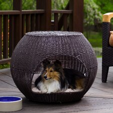 Indoor or Outdoor Igloo Pet Bed