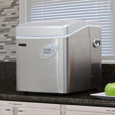 Portable Ice Maker 49 lbs Capacity