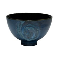 Organic Blue 32 oz. Coupe Bowl (Set of 4)
