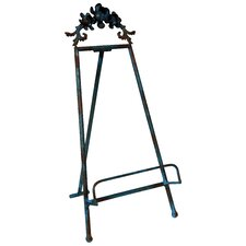 Flowers Metal Table Easel